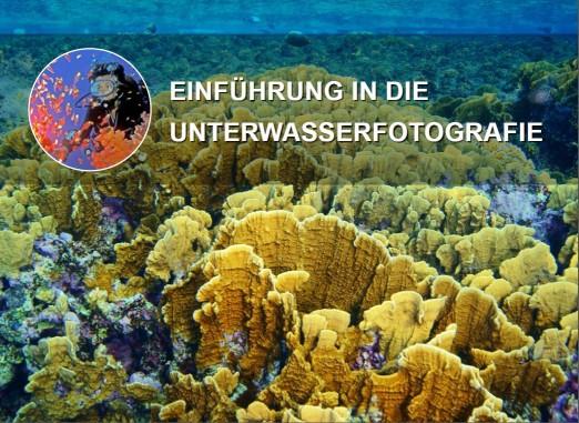 ebook Einführung in die Unterwasserfotografie