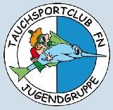 Die Jugend im Tauch-Sport-Club Friedrichshafen